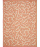 Safavieh Courtyard CY2653-3202 Terracotta / Natural Area Rug