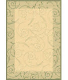 Safavieh Courtyard CY2665-1E01 Natural / Olive Area Rug