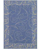 Safavieh Courtyard CY2665-3103 Blue / Natural Area Rug