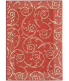Safavieh Courtyard CY2665-3707 Red / Natural Area Rug