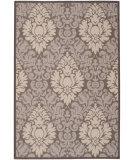 Safavieh Courtyard CY2714-3409 Chocolate / Natural Area Rug