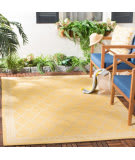 Safavieh Courtyard CY5142-316 Yellow / Beige Area Rug