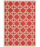 Safavieh Courtyard Cy6032-248 Red / Beige Area Rug