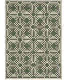 Safavieh Courtyard CY6112-332 Dark Green / Beige Area Rug