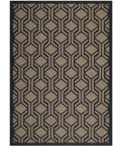 Safavieh Courtyard Cy6114 Brown - Black Area Rug