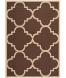 Safavieh Courtyard Cy6243 Dark Brown Area Rug