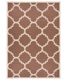 Safavieh Courtyard CY6243-204 Dark Brown Area Rug