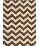 Safavieh Courtyard Cy6244 Dark Brown Area Rug