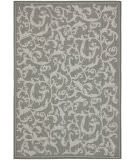 Safavieh Courtyard CY6533-87 Anthracite / Light Grey Area Rug