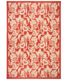 Safavieh Courtyard CY6565-28 Red / Creme Area Rug