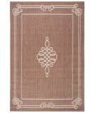 Safavieh Courtyard CY6788-204 Chocolate / Cream Area Rug