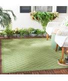Safavieh Courtyard CY6919-244 Green / Beige Area Rug
