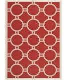 Safavieh Courtyard CY6924-248 Red / Bone Area Rug