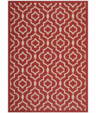 Safavieh Courtyard Cy6926 Red - Bone Area Rug