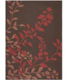 Safavieh Courtyard Cy7019-303 Chocolate / Red Area Rug