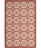 Safavieh Courtyard CY7476-23812 Beige - Red Area Rug