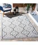 Safavieh Courtyard CY7938-78A18 Light Grey / Anthracite Area Rug