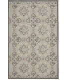 Safavieh Courtyard Cy7978-78a21 Light Grey / Anthracite Area Rug