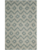 Safavieh Courtyard CY8463-37212 Grey - Blue Area Rug