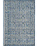 Safavieh Courtyard CY8467-36821 Navy - Grey Area Rug