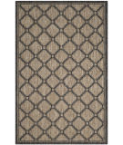 Safavieh Courtyard Cy8471 Natural - Black Area Rug