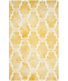 Safavieh Dip Dye Ddy536h Gold - Ivory Area Rug