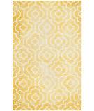 Safavieh Dip Dye Ddy538h Gold - Ivory Area Rug