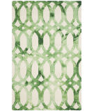 Safavieh Dip Dyed Ddy675b Ivory - Green Area Rug