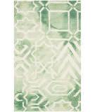Safavieh Dip Dye Ddy678q Green - Ivory Area Rug