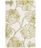Safavieh Dip Dye Ddy683b Ivory - Light Green Area Rug