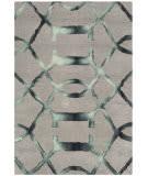 Safavieh Dip Dye Ddy712b Grey - Charcoal Area Rug