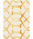 Safavieh Dip Dye Ddy712c Ivory - Gold Area Rug