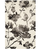 Safavieh Dip Dyed Ddy716d Ivory - Charcoal Area Rug