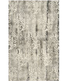 Safavieh Dip Dyed Ddy718k Grey - Ivory Area Rug
