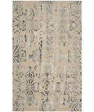 Safavieh Dip Dyed Ddy719m Camel - Grey Area Rug