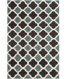 Safavieh Dhurries Dhu106a Blue - Navy Area Rug