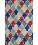 Safavieh Dhurries DHU561A Blue / Multi Area Rug