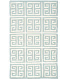 Safavieh Dhurries Dhu626a Blue / Ivory Area Rug