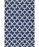 Safavieh Dhurries DHU639D Navy / Ivory Area Rug