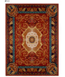 Safavieh Empire EM424A Red / Burgundy Area Rug