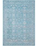 Safavieh Evoke Evk270d Light Blue - Ivory Area Rug