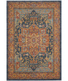 Safavieh Evoke EVK275C Blue - Orange Area Rug