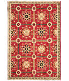 Safavieh Durarug Ezc711a Red - Natural Area Rug