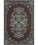 Safavieh Durarug Ezc735d Chocolate - Multi Area Rug