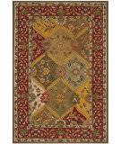 Safavieh Durarug Ezc761a Multi - Red Area Rug