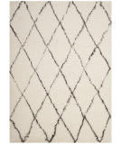 Safavieh Flokati Flk155a Ivory - Brown Area Rug