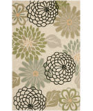 Safavieh Four Seasons Frs224a Beige / Green Area Rug