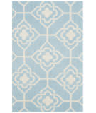 Safavieh Four Seasons Frs233g Light Blue - Ivory Area Rug