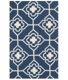 Safavieh Four Seasons Frs233h Navy - Ivory Area Rug