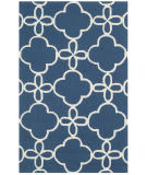 Safavieh Four Seasons Frs246h Navy - Ivory Area Rug